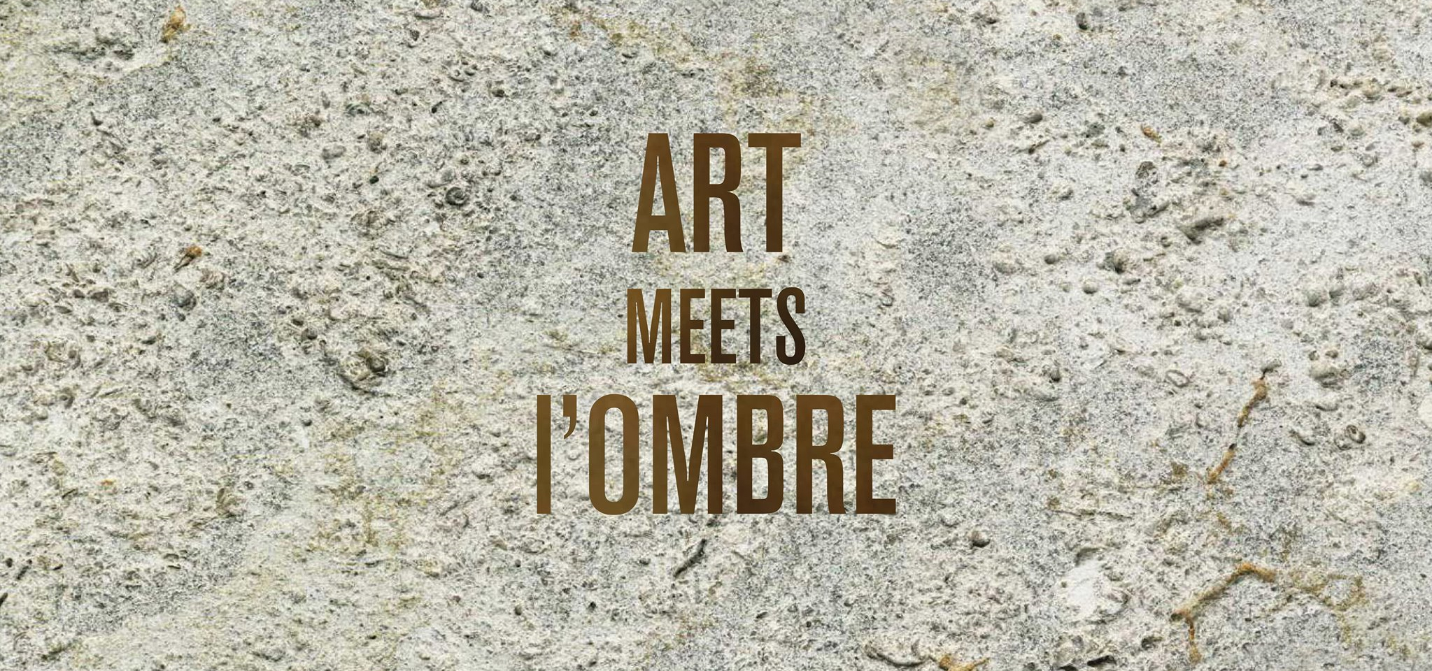 Art meets l'ombre